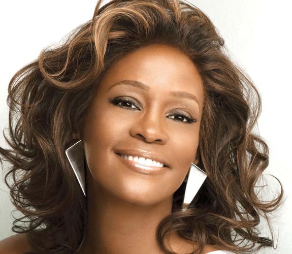 Singer Whitney Huston