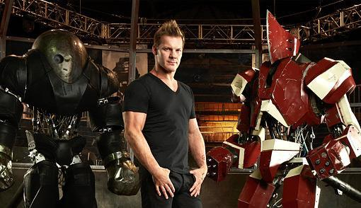 Chris Jericho on Robot Combat League. 