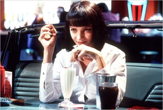 Tarantino milkshake uma