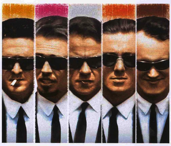 reservoir dogs colors