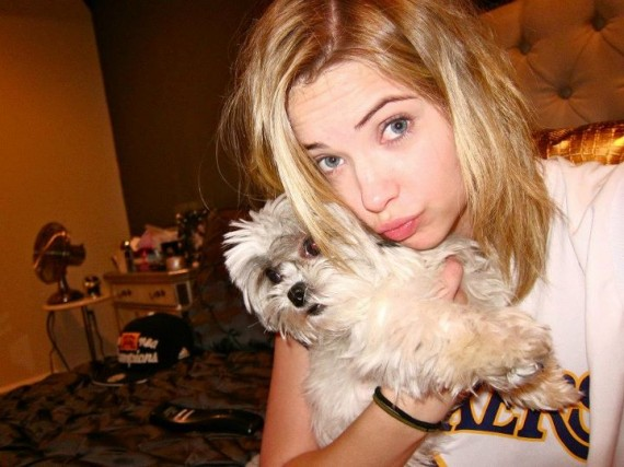 Ashley Benson Without Makeup