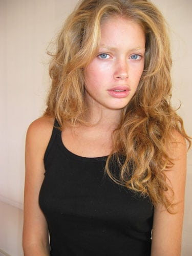 Doutzen Kroes without makeup