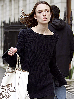 Keira Knightly Without Makeup