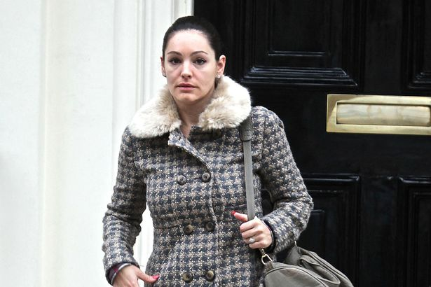 Kelly Brook Without Makeup