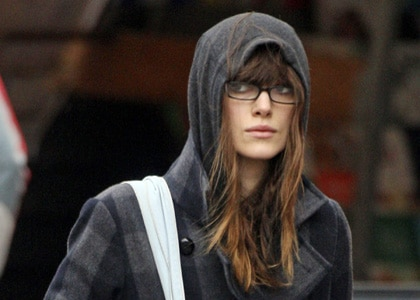 Keira Knightly With No Makeup