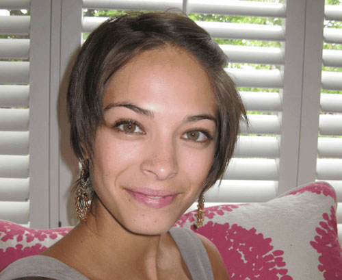 Kristin Kreuk No Makeup
