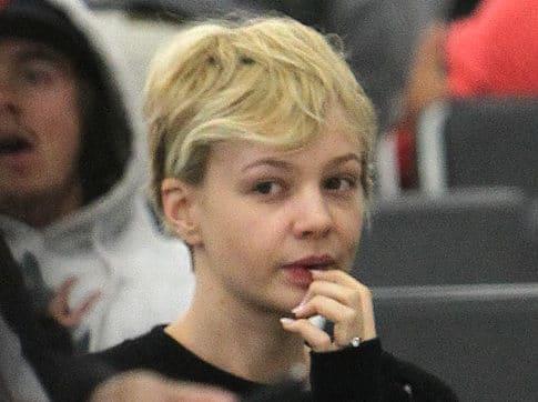 Carey Mulligan without makeup
