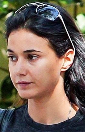 Emmanuelle Chriqui without makeup