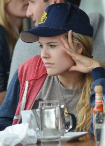 Maggie Grace without makeup