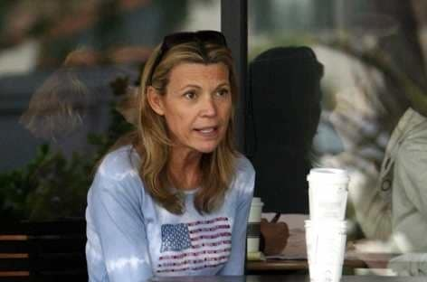 Vanna White without makeup