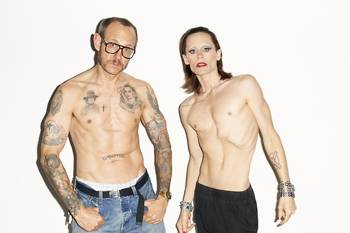 jared leto and terry richardson