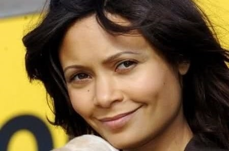 Thandie Newton without makeup