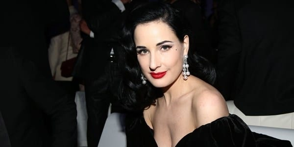 Dita Von Teese beautiful