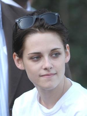 Kristen Stewart no makeup