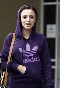 Cher Lloyd no makeup