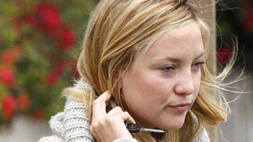 Kate Hudson no makeup