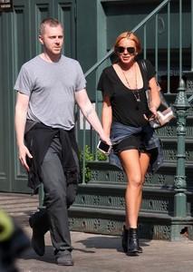 Lindsay Lohan sober coach