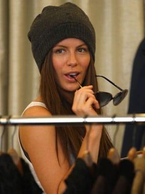 Kate Beckinsale no makeup