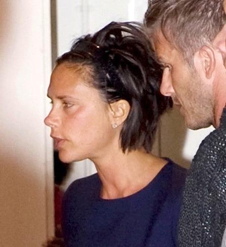 Victoria Beckham Without Makeup - Posh Spices No Makeup Look!