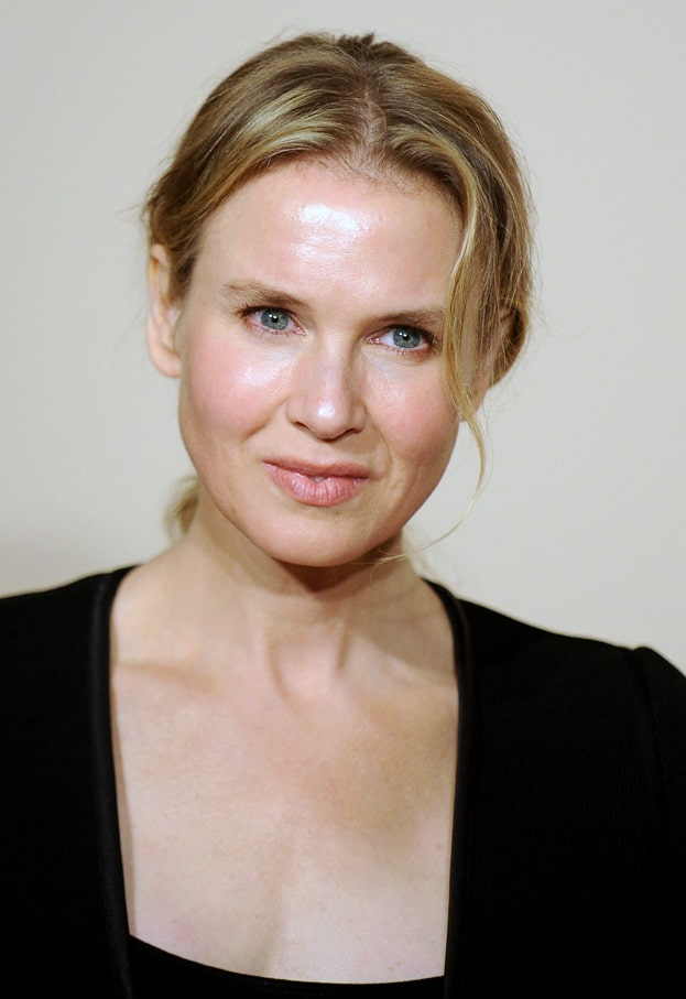 Renee Zellweger Might Have Had An Eye Job, If That's Even A Thing Renee Zellweger
