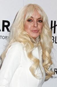 Lindsay Lohan Hot Mess