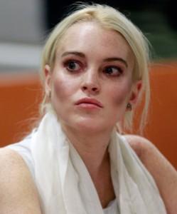 Lindsay Lohan Hot mess 3