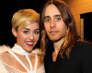 Jared Leto Hooking Up With Miley Cyrus