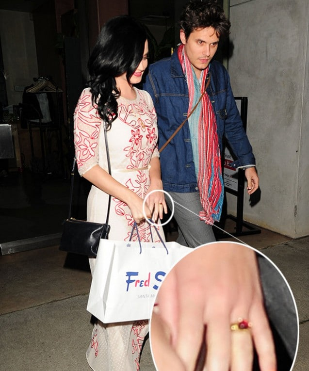 Katy Perry John Mayer Valentines Day