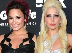Demi Lovato versus Lady Gaga