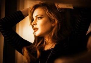 Lindsay Lohan OWN Trailer