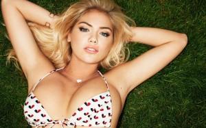 Kate Upton Bikini Top