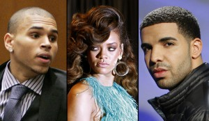 Drake Rihanna Chris Brown