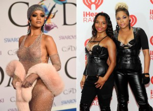 TLC vs Rihanna