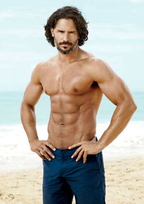 Joe Manganiello Body