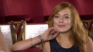 Lindsay Lohan BBC