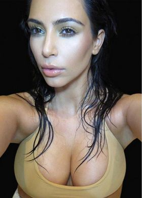 Can find Kim kardashian nude of pusy