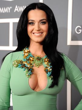 katy perry boobs
