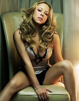 Carey mariah naked picture