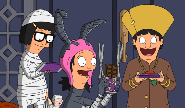 bobs burgers the belcher kids break their halloween tradition by ditching their usual trick