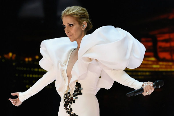 Celine dion in stephane rolland haute couture billboard 2017 1