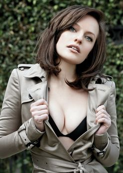 Elisabeth moss nude