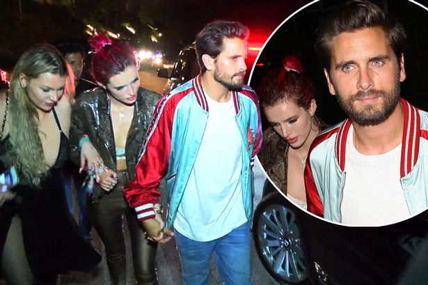 Main bella thorne and scott back together