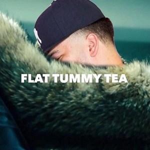 Rob kardashian flat tummy tea
