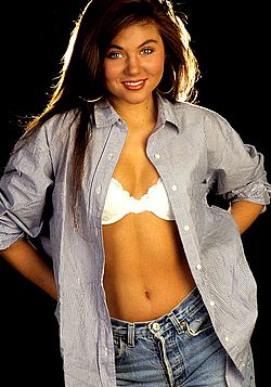 Curious Tiffani thiessen nackt hot confirm. And