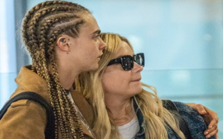 Are Cara Delevingne And Ashley Benson Dating