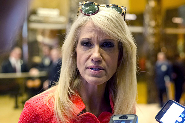 Kellyanne conway suggests mothers cant handle jobs at white house ftr