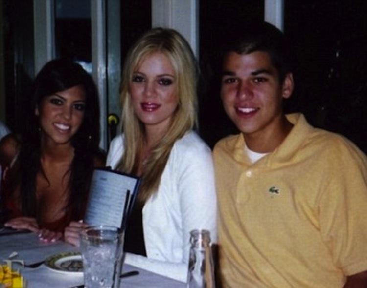 Khloe Kardashian Blonde