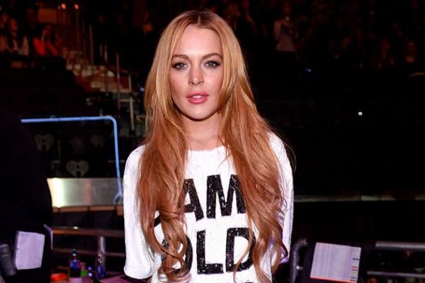 Lindsay Lohan from Stars Win Their First Teen Choice Awards