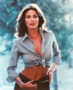 Nude photos of linda carter