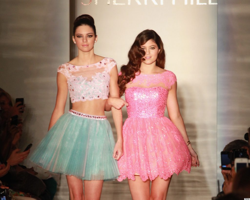 Evening sherri hill front row spring 2013 mercedes benz fashion week